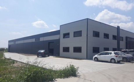 Modern Warehouse to let - Magurele