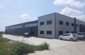 Hala moderna de inchiriat - Magurele inchiriere proprietati industriale Bucuresti sud-vest vedere laterala