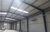 Hala moderna de inchiriat - Magurele inchiriere proprietati industriale Bucuresti sud-vest interior depozit