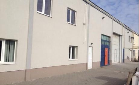 Hala Sincai 12 inchiriere spatii de depozitare Alba Iulia nord-est vedere intrare laterala