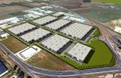 VGP Industrial Park Brasov  inchirieri spatii depozitare Brasov est vedere satelit