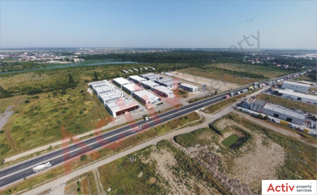 LIFTCON Mogosoaia inchiriere spatii depozitare / productie Bucuresti nord-vest vedere de ansamblu