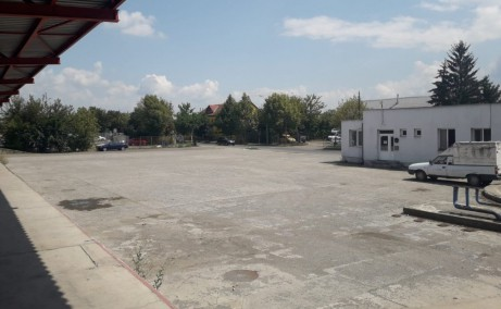 Hala Sacomet inchiriere spatiu depozitare Targu Mures platforma betonata