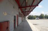 Hala Sacomet inchiriere spatiu depozitare Targu Mures vedere laterala