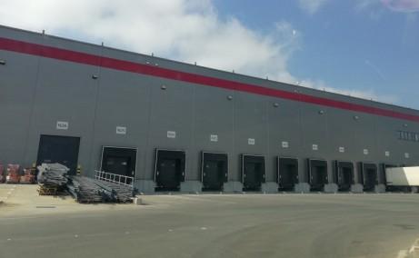 P3 Logistic Park Chitila inchiriere spatii depozitare / productie Bucuresti nord-vest rampe incarcare tir