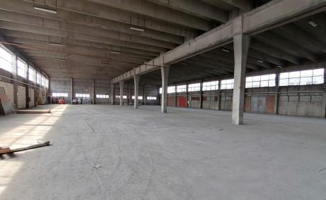 Comat electro inchiriere spatii de depozitare sau productie Bucuresti est imagine interior