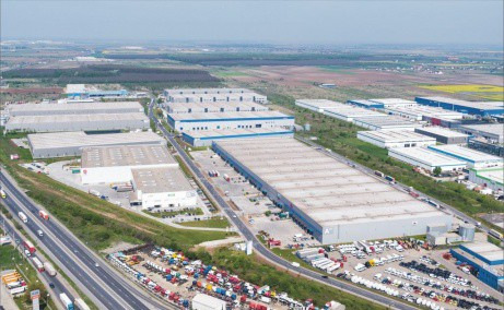 CTPark Bucuresti - parc industrial in dezvoltare