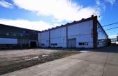 Hala industriala cu pod rulant inchiriere proprietati industriale Baia Mare est vedere fatada