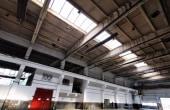 Hala industriala cu pod rulant inchiriere proprietati industriale Baia Mare est poza incinta