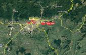 Hala industriala cu pod rulant inchiriere proprietati industriale Baia Mare est localizare harta