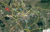 WDP Industrial Park Paulesti inchiriere hala Ploiesti nord-vest localizare harta
