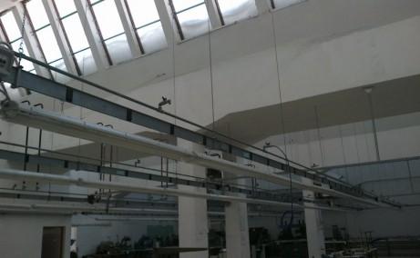 Hala Jilava - Bumbacarie iSpatii de depozitare sau productie Bucuresti sud imagine interior hala