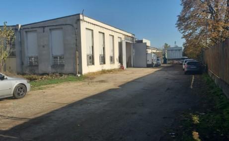 Hala Jilava - Bumbacarie Spatii de depozitare sau productie Bucuresti sud vedere laterala