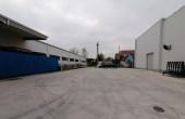 Hala productie de vanzare vanzare proprietati industriale Bucuresti sud vedere laterala