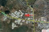CTPark Chiajna inchiriere parcuri industriale Bucuresti vest vedere din satelit