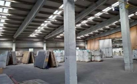 Hala de vanzare Constanta,Fabrica Productie Quartz Compozit - imagine interior hala