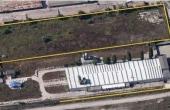 Hala de vanzare Constanta,Fabrica Productie Quartz Compozit - vedere satelit