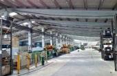 Hala de vanzare Constanta,Fabrica Productie Quartz Compozit - poza interior hala