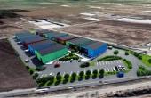 Catted Business Park inchiriere parcuri industriale Bucuresti vest vedere ansamblu