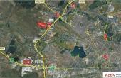Catted Business Park inchiriere parc industrial depozitare/productie Bucuresti vest localizare google map