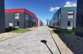 Catted Business Park inchiriere parc industrial depozitare/productie Bucuresti vest vedere curte interioara