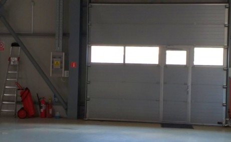 Metalurgiei 81B spatiu depozitare Bucuresti sud usa acces hala