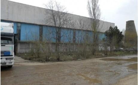 Hala Basarabiei inchiriere spatiu depozitare Bucuresti est vedere fatada