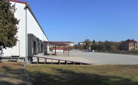 Inchiriere spatii productie si spatii depozitare Lugoj est rampe incarcare