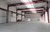 Inchiriere spatii productie si spatii depozitare Lugoj est vedere interior hala