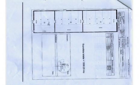 Hala Eco Lifestyle inchiriere proprietati industriale Bucuresti nord plan hala