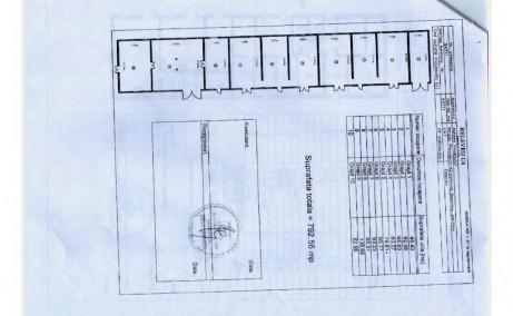 Hala Eco Lifestyle inchiriere proprietati industriale Bucuresti nord plan sectiune