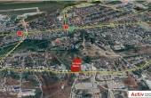Eli Park Bacau inchiriere spatii productie si spatii depozitare Bacau sud localizare harta