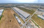 CTPark Chitila inchiriere spatiu depozitare Bucuresti nord-vest vedere panoramica laterala