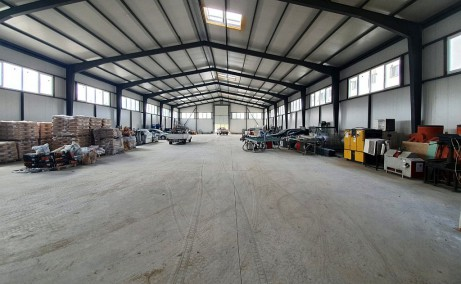 Hala Proconfort inchiriere spatii depozitare sau productie Bucuresti est imagine interior hala