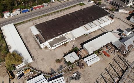 Spatii industriale Selca inchiriere proprietati industriale Pitesti sud vedere satelit