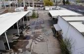 Spatii industriale Selca inchiriere proprietati industriale Pitesti sud vedere curte