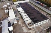 Spatii industriale Selca inchiriere proprietati industriale Pitesti sud vedere curte intreioara