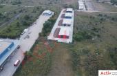 Catted Business Park Otopeni vanzare spatii depozitare sau productie, depozitare Bucuresti Nord vedere panoramica