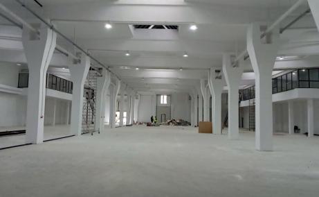 Inchiriere spatiu depozitare Bucuresti, Giurgiului - Jilava, imagine usi acces hala