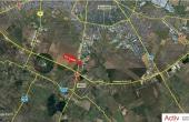 Spatiu depozitare/productie Giurgiului - Jilava de inchiriat Bucuresti, sud, localizare harta