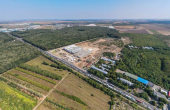 CTP Bucuresti Nord spatii de productie sau depozitare de inchiriat Bucuresti nord, imagine satelit ansamblu