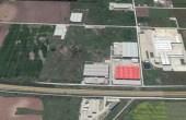 CTPark Bucuresti West 1 inchiriere spatii depozitare Bucuresti vedere din satelit