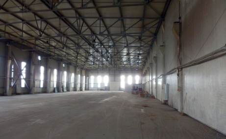 Mira Warehouse spatii depozitare sau productie de inchiriat Bucuresti vest, imagine interior hala