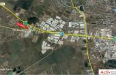 Mira Warehouse spatii depozitare sau productie de inchiriat Bucuresti vest, localizare harta