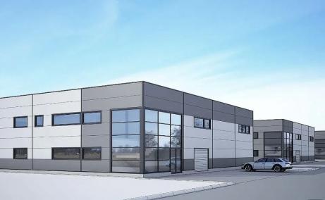 Dragomiresti Deal Warehouse