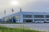 Sofimat Logistic Park spatii depozitare si productie de inchiriat Brasov vest, imagine acces cladire