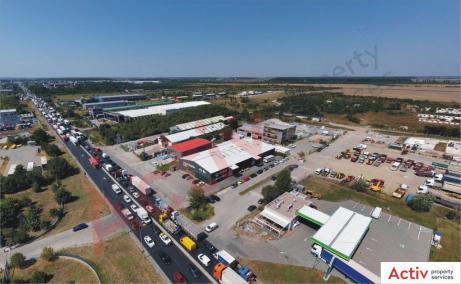 Showroom de inchiriat Bucuresti - Buno Logistics
