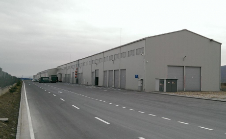 Inchiriere Hala In RA-RA Logistics