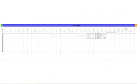Inchiriere Hala In Brasov Vest, RA-RA Logistics - plan cladire