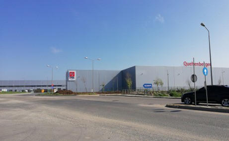 CTP Bucuresti West 1